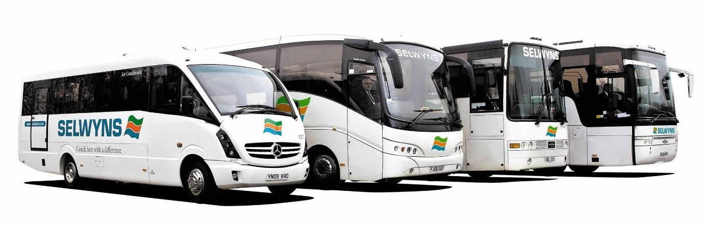 Selwyns Coach Fleet