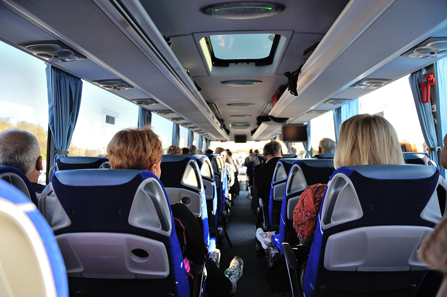 Quality Coach Hire in Stockport and Greater Manchester
