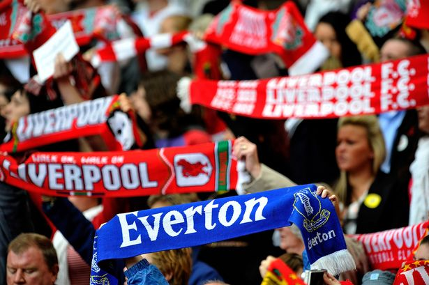 Everton and Liverpool Away Game Coaches from Selwyns Travel