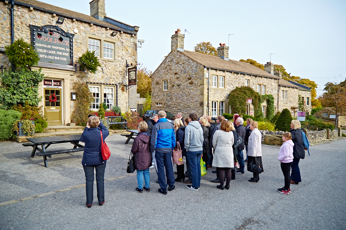 Emmerdale Tour Day Trip - New for 2017 with Selwyns Travel