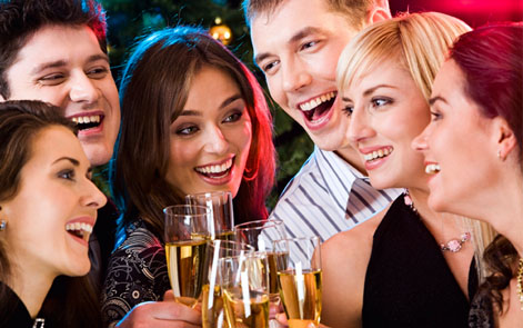 Office Christmas Party Afternoon Coach Hire and day trips