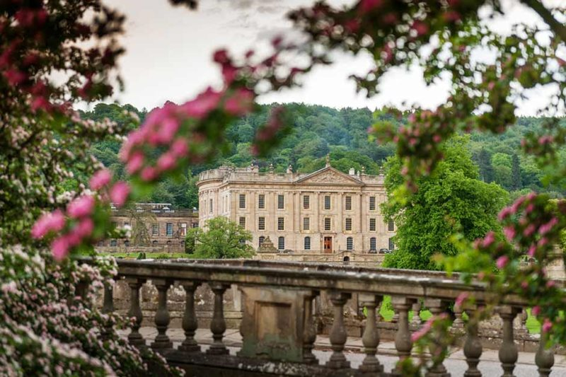 Our day trips from Warrington include the RHS Chatsworth Flower Show