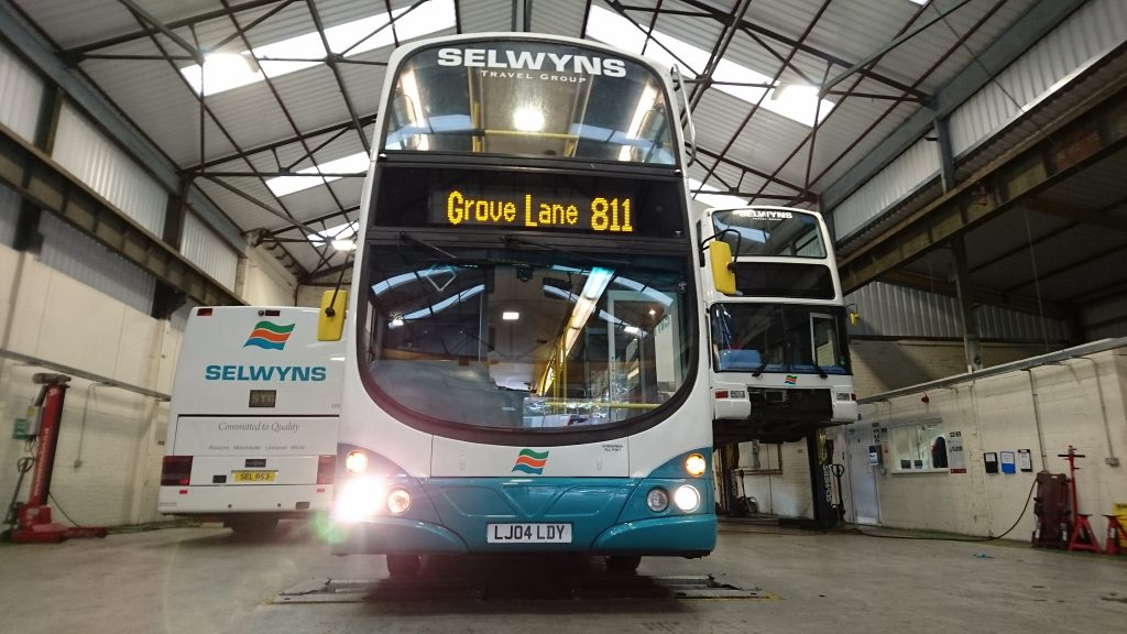 Our depot in Sharston makes us perfect for providing quality coach hire in Manchester and surrounding areas. Get a quote for one of our private hire coaches today.