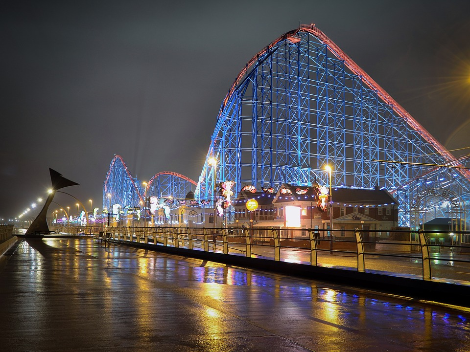 Join us for our Easter day trip to Blackpool Pleasure Beach | Day trips throughout the Easter Holidays