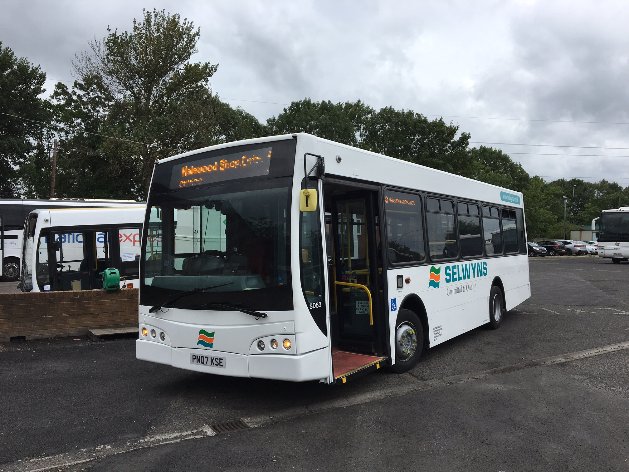 3 3a 3b Liverpool Airport To Huyton