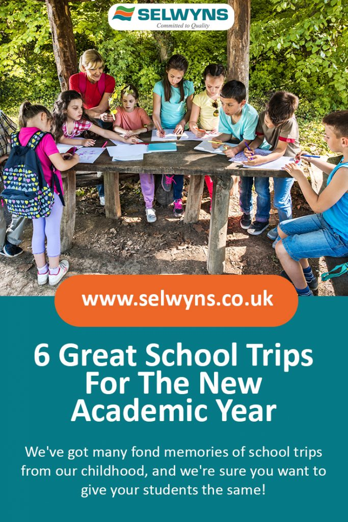 school trips ideas