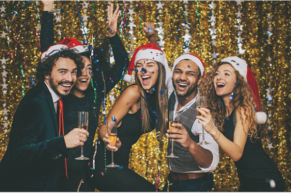 Book Selwyns Travel for your Christmas party minibus hire and Christmas party coach hire